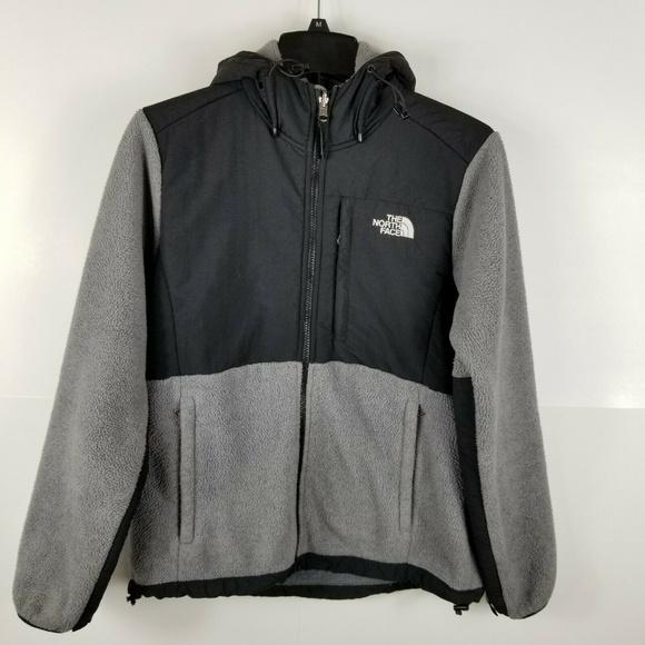 cb96aac2b The North Face Women Denali Hoodie Fleece Jacket